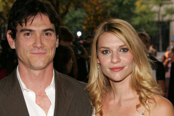 Billy Crudup's girlfriend Claire Danes