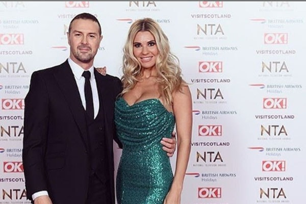 Paddy McGuinness twin children