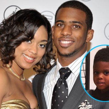 Meet Christopher Emmanuel Paul II – Photos of Chris Paul's Son With Wife Jada Crawley