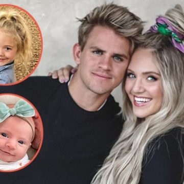 Meet Everleigh Rose and Posie Rayne-Photos of Cole LaBrant's Daughters Along With Wife Savannah Soutas