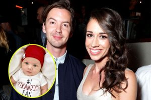 Colleen Ballinger's son Flynn Timothy Stocklin