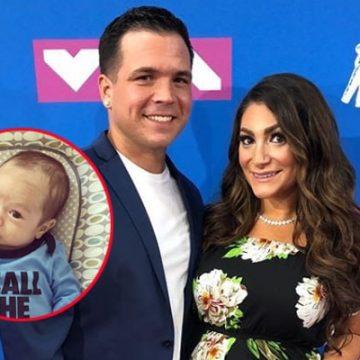 Meet Christopher John Buckner (CJ) – Deena Cortese's First Baby Boy With Husband Chris Buckner