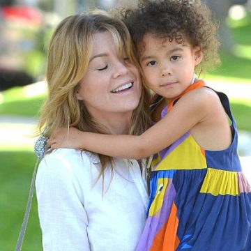 Meet Stella Luna Pompeo Ivery – Photos Of Ellen Pompeo's Daughter With Husband Chris Ivery