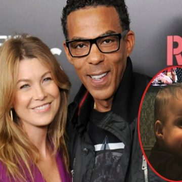 Meet Eli Christopher Pompeo Ivery- Photos Of Ellen Pompeo's Son With Husband Chris Ivery
