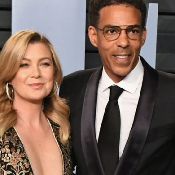 Meet Chris Ivery – Ellen Pompeo's Husband, Have Been Married Over A Decade Now