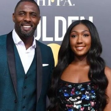 Meet Isan Elba – Photos Of Idris Elba's Daughter With Ex-Wife Hanne Norgaard