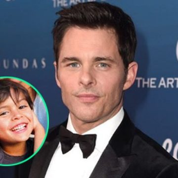 William Luca Costa-Marsden – Photos Of James Marsden's Son With Ex-Girlfriend Rose Costa