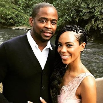 Actress Jazmyn Simon Newly Married to Partner Dulé Hill Is Pregnant With His Baby Boy