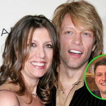 Meet Jesse Bongiovi – Photos of Jon Bon Jovi's Son With Wife Dorothea Hurley