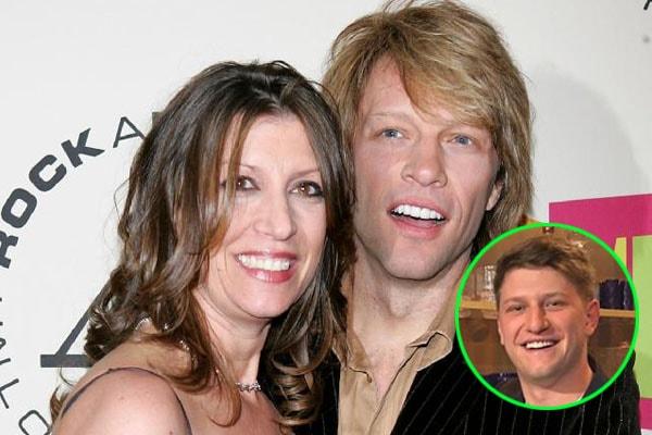Jon Bon Jovi's son Jesse Bongiovi