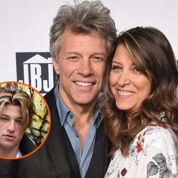 Meet Jacob Hurley Bongiovi – Photos of Jon Bon Jovi's Son With Wife Dorothea Hurley