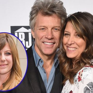 Meet Stephanie Rose Bongiovi – Photos of Jon Bon Jovi's Daughter With Wife Dorothea Hurley