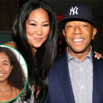 Meet Aoki Lee Simmons – Photos of Kimora Lee's Daughter with Ex-husband Russell Simmons