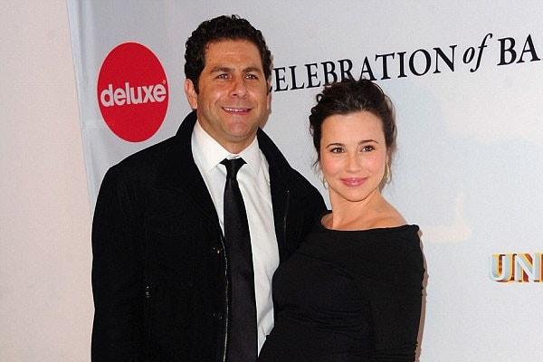 Linda Cardellini with fiance Steven Rodriguez