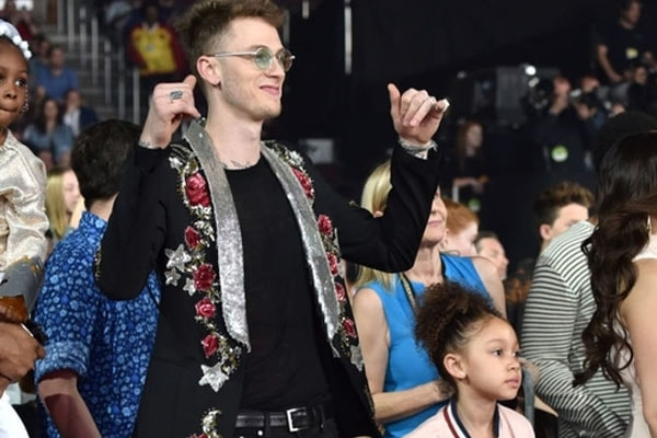 MGK and Emma Cannon's daughter