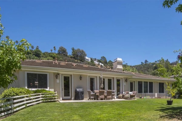 Mark-Paul Gosselaar's home