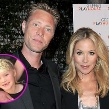 Meet Sadie Grace LeNoble – Photos Of Christina Applegate's Daughter With Husband Martyn LeNoble
