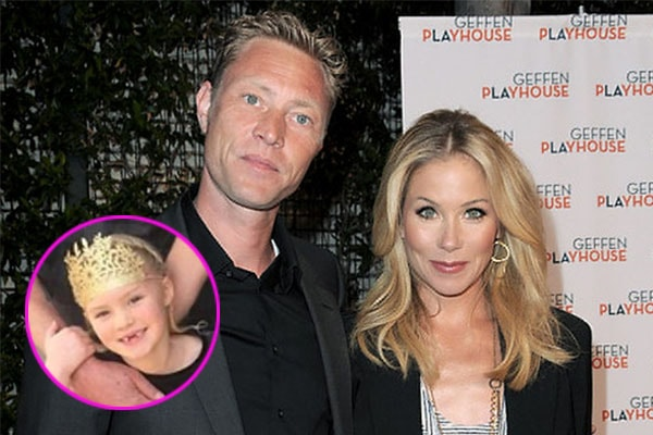 Christina Applegate's daughter Sadie Grace LeNoble
