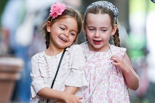 Sarah Jessica Parker's twin daughter