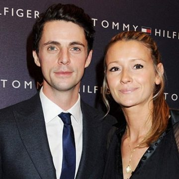 Meet Teddie Eleanor Rose Goode – Matthew Goode's Daughter With Wife Sophie Dymoke