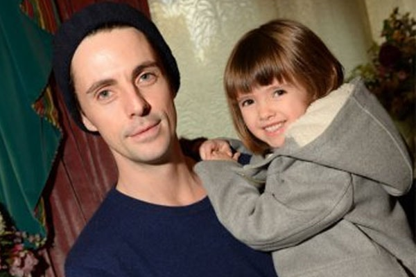 Matthew Goode daughter