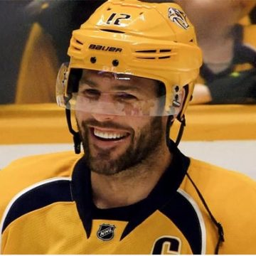 Mike Fisher Net Worth – Salary and Earnings From Ice Hockey