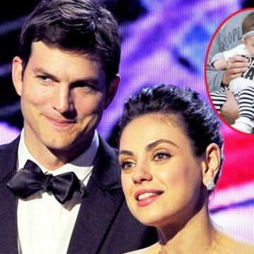 Meet Dimitri Portwood Kutcher – Photos of Mila Kunis' Son With Husband Ashton Kutcher
