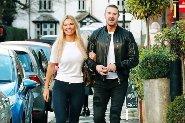 Paddy McGuinness wife Christine Martin