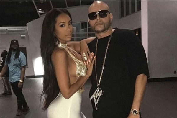 Raul Conde's ex-partner is Erica Mena