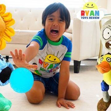 Ryan from Ryan ToysReview Net Worth- Youngest YouTuber to earn $22 Million in Just 12 months