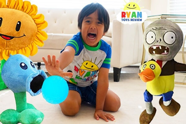 Ryan ToysReview net worth