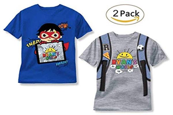 Ryan's merchandise