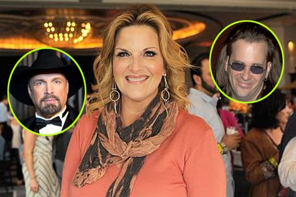 Trisha Yearwood married to Garth Brooks
