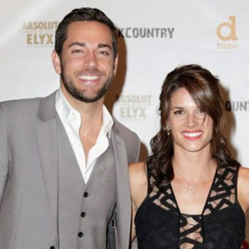 Why Did Zachary Levi Divorce Missy Peregrym Just After Ten Months of Marriage?