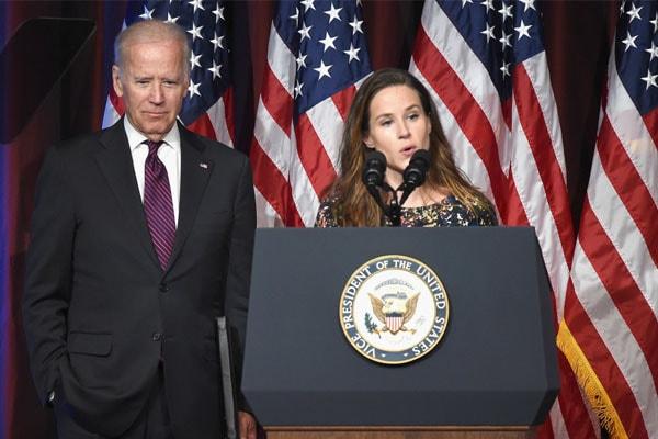 Joe Biden's daughter Ashley Biden