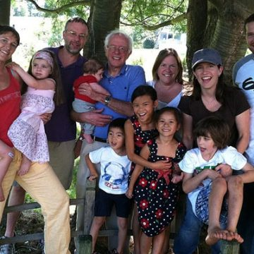 Meet All The Grandchildren Of Bernie Sanders