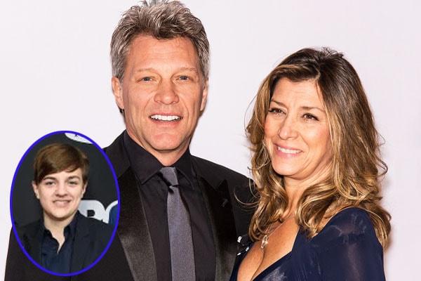 Jon Bon Jovi's son Romeo Jon Bongiovi