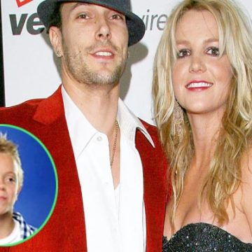 Meet Jayden James Federline – Photos Of Britney Spears' Son With Ex-Husband Kevin Federline