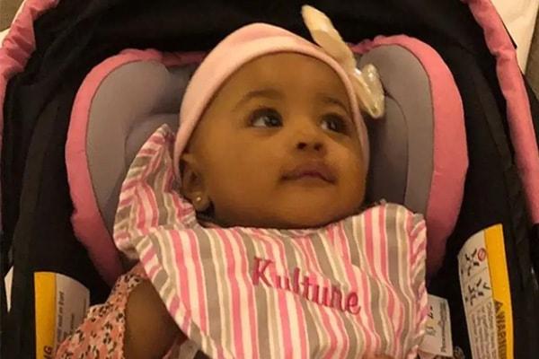 Cardi B's Daughter Kulture Kiari Cephus