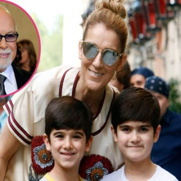 Meet Nelson Angelil and Eddy Angelil – Photos Of Celine Dion's Sons With Late Husband René Angélil