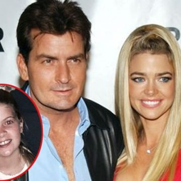 Meet Lola Rose Sheen – Photos Of Charlie Sheen's Daughter With Ex-Wife Denise Richards