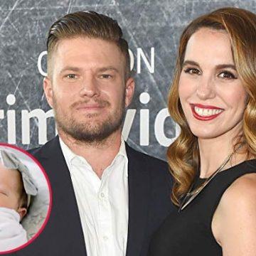 Meet Sophia Elizabeth Rooney- Christy Carlson Romano's Second Child With her husband, Brendan Rooney