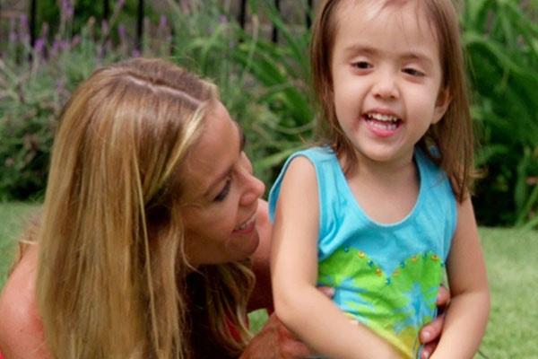 Denise Richard's daughter Eloise Joni Richard
