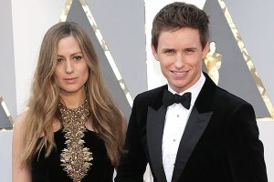 Eddie Redmayne has two children