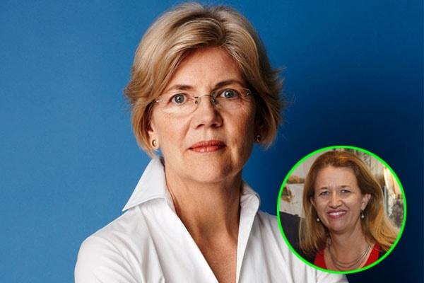 Elizabeth Warren's daughter Amelia Warren Tyagi