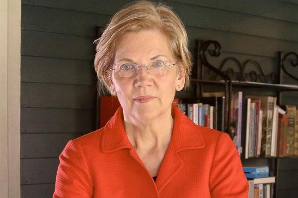 Elizabeth Warren son Alexander Warren