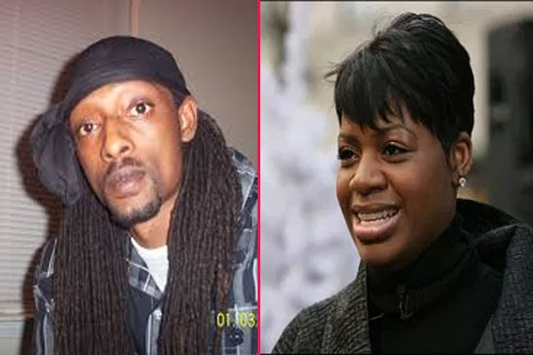 Fantasia Barrino and her ex-boyfriend Brandel Shouse