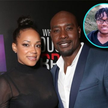 Meet Grant Chestnut – Photos Of Morris Chestnut's Son With Wife Pam Byse