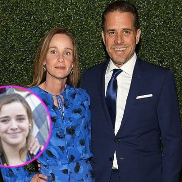 Meet Finnegan Biden – Photos Of Hunter Biden's Daughter and Joe Biden's Granddaughter