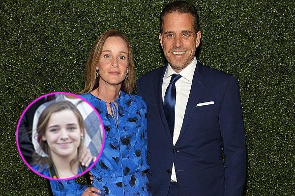 Hunter Biden's daughter Finnegan Biden
